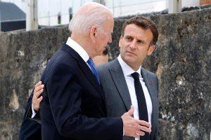 Biden & Macron