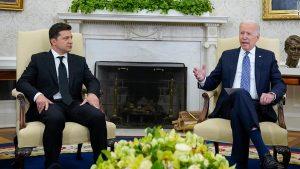 Biden & Zelensky