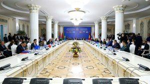 CSTO Dushanbe