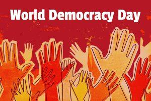 World Democracy Day