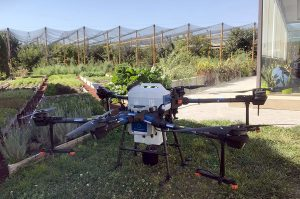 dron for agriculture