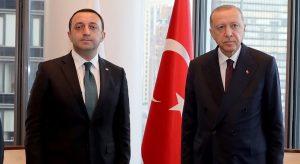 Erdogan & Garibashvili