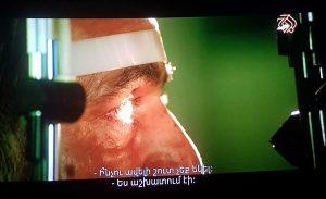 iranian films in Yerevan