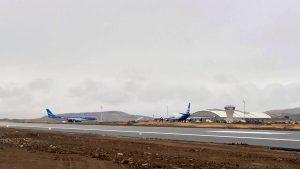 Fizuli airport