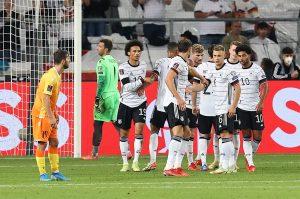 Football Germany-Armenia