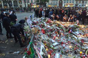 Paris attacks 13.11.2015