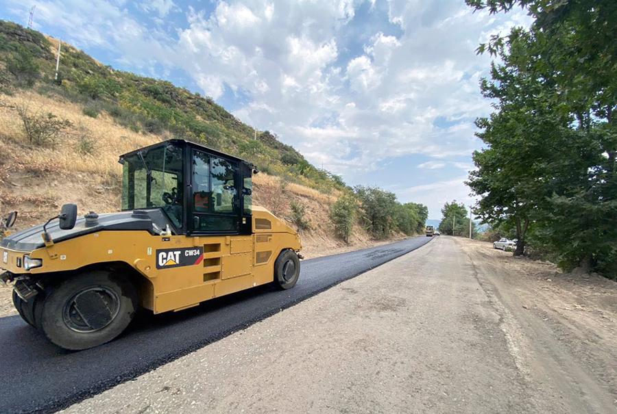 Goris-Kapan road