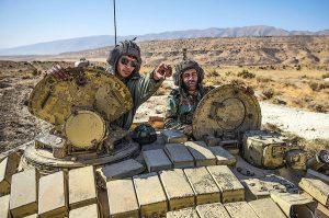 iran's military