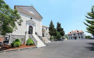Kesab church