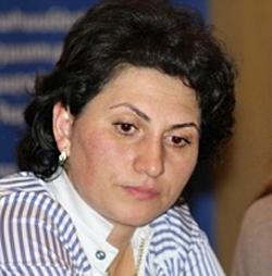 Laura Gasparyan