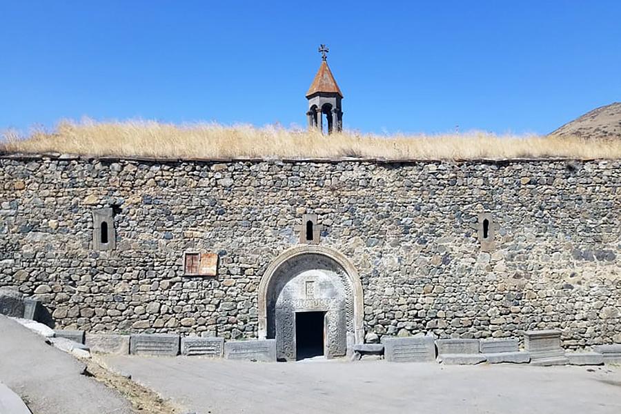 Lor St Gevork church
