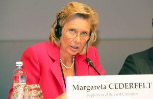 Margareta Cederfelt