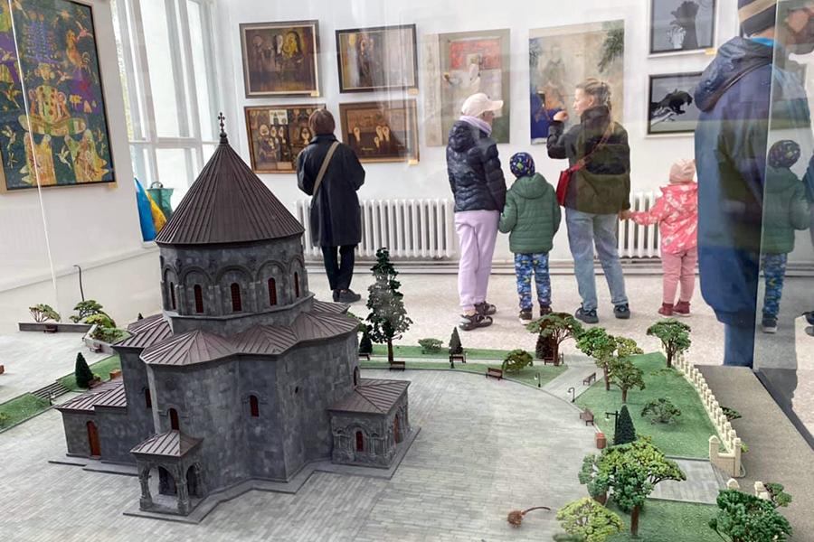 Moscow Armenian pavilion