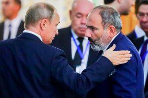 Putin & Pashinyan