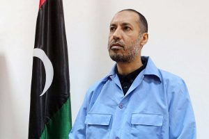 Al-Saadi Gadhafi