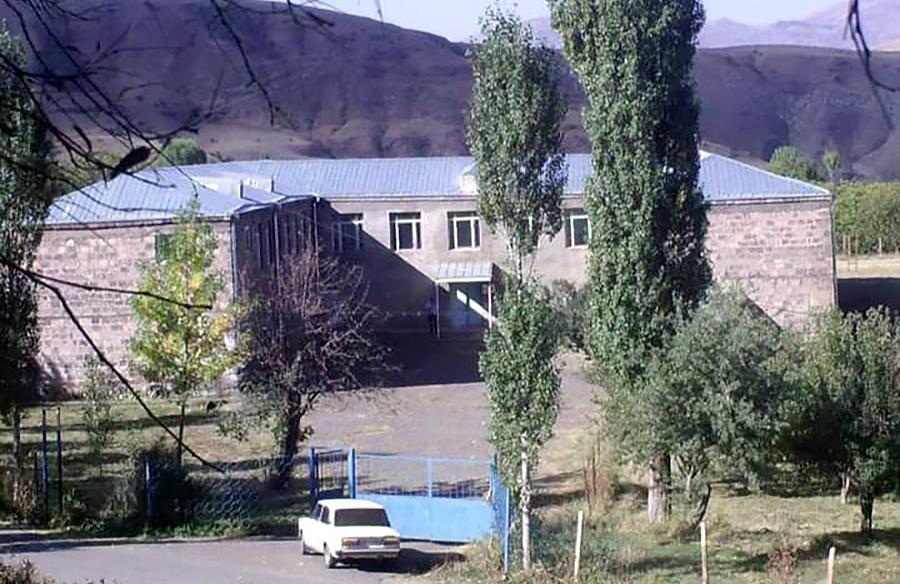 School Martiros village