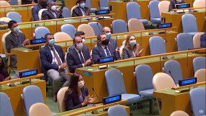 Armenian delegation in UN