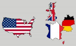 US France Germany UK
