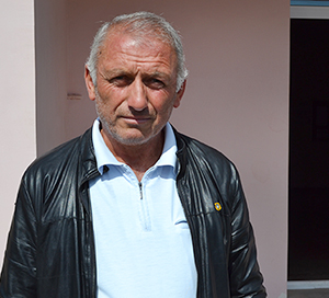 Arshak Shahverdyan