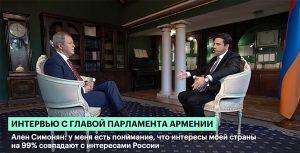 Alen Simonyan interview RBK