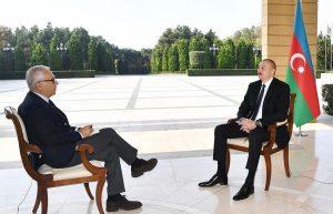 Aliyev interview La Repubblica