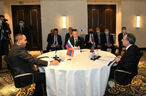 Armenia, Russia, Azerbaijan prosecutors