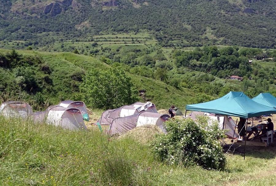 Artavan village