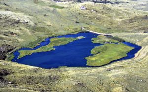 Artavan village Hayeli lake