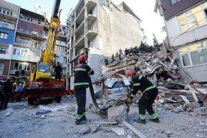 Batumi building collapse victims