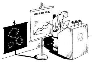 caricature Budget-2022