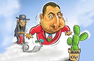 caricature Aliev