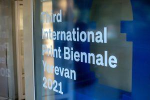International Print Biennale, Yerevan