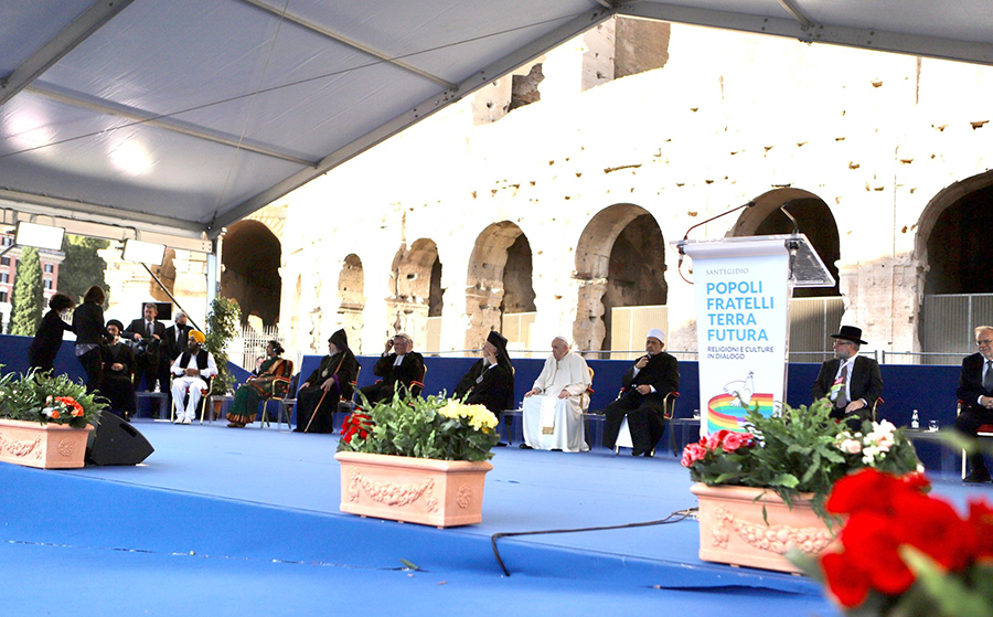 Rome, Religions and Cultures in Dialogue