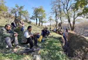 Sghnakh village, Artsakh