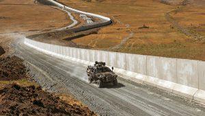 Turkey-Iran wall